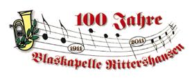 100 Jahre - Blaskapelle Rittershausen